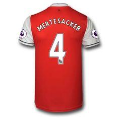 Arsenal 16-17 Per Mertesacker 4 Hjemmebanetrøje Kortærmet.  http://www.fodboldsports.com/arsenal-16-17-per-mertesacker-4-hjemmebanetroje-kortermet.  #fodboldtrøjer