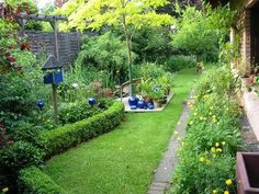 Kleiner Garten, aber kurz und breit - Seite 1 - Gartengestaltung ...