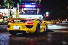 Night Moves YourShots Supercars