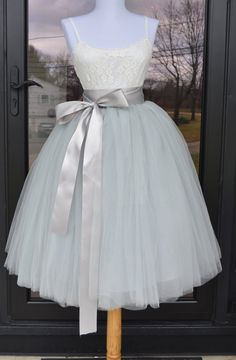 Beautiful tulle skirt in womens sizes including plus sizes. Skirt is made of 6 layers of the highest quality tulle and is fully lined with an