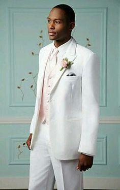 Men S Wearhouse To Uomo White Two On Satin Edge Peak Lapel Tuxedos Wedding