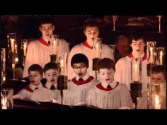 The First Noel - Kings College Choir,  Cambridge #videos #Christmas