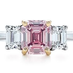 So, I'm learning to love Pink Diamonds...ok I lied... I LOVE PINK DIAMONDS...no learning involved!