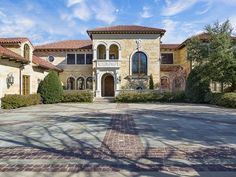 Tuscan / Italian manse :: Dallas, Texas