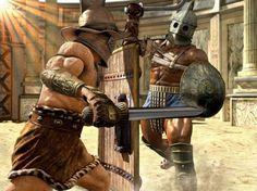 Gladiator's by Fernando Russo - 3D Artist