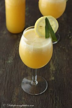 Pineapple Ginger Lemonade - This is soooo good!! I added twice the amount of ginger and a little more honey. I also didn't strain it because I like pulp. This is just like the Jamaican pineapple ginger lemonades that I've grown to love.