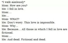 fictional....but more importantly dead