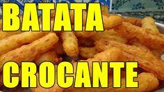 BATATA FRITA CROCANTE DIFERENTE INCRÍVEL DO PROGRAMA( MAIS VOCÊ) POR MAR...