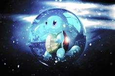 Pokeball | Squirtle by RinOkumura440.deviantart.com on @DeviantArt