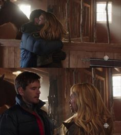 Ty: Amy? Amy: Ty! Hey! Did you get my messages? Where have you been? Is everything okay? (8x17)