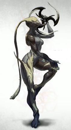 Warframe female   Why we Rhinos are the best. - WARFRAME Wiki