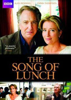 Песня ланча (2010) — пронзительный психологический рассказ о том, как встретились за ланчем в итальянском ресторанчике Сохо после долгого расставания «Он» и «Она»