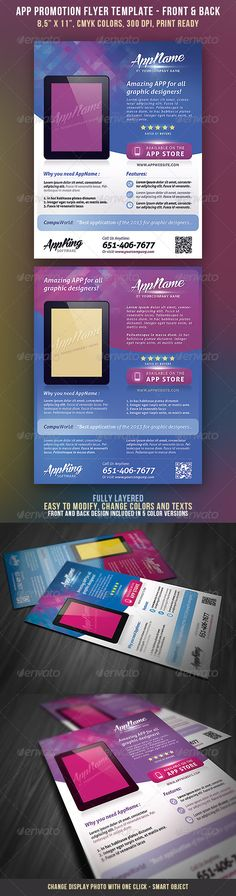 free app for making flyers
