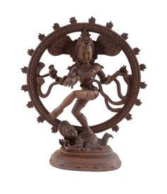Asian Modern Shiva Sculpture