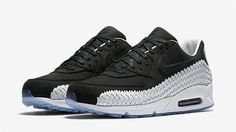 Are you a fan of theNike Air Max 90 Woven Black White? This inspired creation is scheduled to launch very soon. Following on from the success of earlier 2016 AM 90 Woven's, this pair remains totally unique thanks to a split coloured design. It will also...