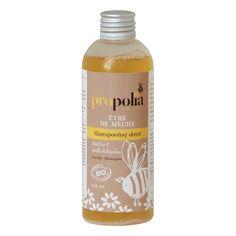 Shampooing Doux Bio Miel & Bambou 200 mL Propolia | Acheter sur Greenweez.com