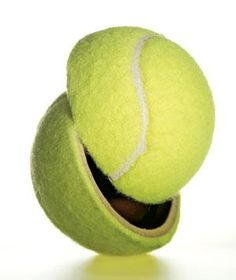 8 New Uses for a Tennis Ball | Clever ways to repurpose these everyday items.