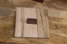 Wooden Puzzle Box : 22 Steps (with Pictures) - Instructables Wooden Puzzle Box, Wooden Puzzles, Wooden Boxes, Woodworking Jewellery Box, Mind Puzzles, Magic Box, Bamboo Cutting Board, Pictures, Knob