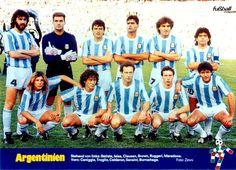SELECCIÓN DE ARGENTINA contra Chile 02/07/1989 (2)