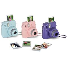 The Instant Mini Photo Printing Camera - Hammacher Schlemmer