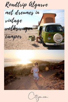 ROADTRIP ALGARVE MET DREUMES IN VINTAGE VOLKSWAGEN CAMPER! Algarve, Volkswagen, Camper, Road Trip, Travel, Vintage, Voyage, Caravan, Camper Van