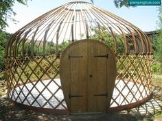 Yurts Andalusia |   Awesome door style