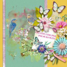 Digital Art :: Bundled Deals :: Return of Spring Bundle