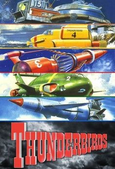 Rebooted Thunderbirds are Go! series gets 26 episode order for 2015 airing Sci Fi Series, Series Movies, Tv Series, Joe 90, Thunderbird 1, Thunderbirds Are Go, Classic Sci Fi, Film D'animation, Kids Tv