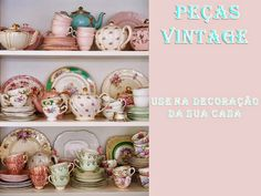 Ambientar com Val Mazeto: Peças Vintage