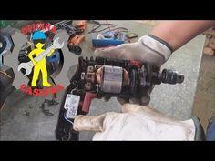 Dica De Conserto De Uma Furadeira Eletrica Parte 1 Youtube
