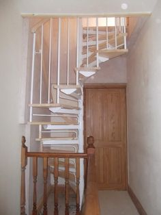 spiral staircase to loft - Google Search