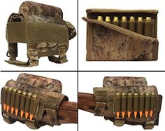 Ultimate Arms Gear Rifle Ammo Round Shot Shell Cartridge ...