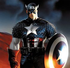 Captain America: I Will Not Falter