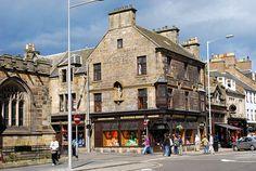 Bookstore, St. Andrews, Scotland