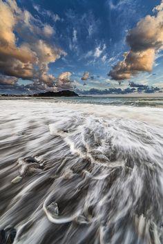 ♥ Sestri Levante --- LOVE the sense of motion #motion #photography