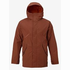 Burton Mens Snowboard Jacket Breach