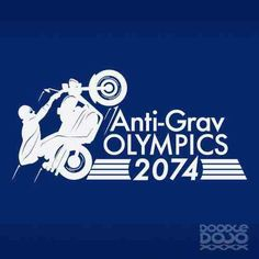 Anti-Grav Olympics... so I can be disappointed at 84 about another failed #doctorwho #olympics. #eleven