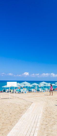 Platanes beach in Rethymno