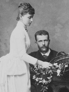 Elizabeth Feodorovna Sergei Alexandrovich