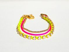 Neon Bracelet  .