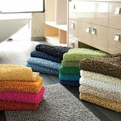 Chunky Bath Rug - The Company Store    $24.99