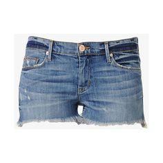 Hudson Jeans Amber Short ($170) ❤ liked on Polyvore