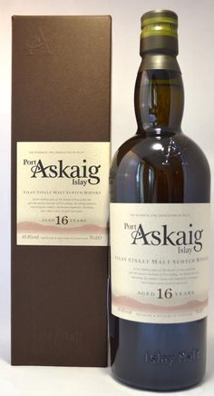 Port Askaig 16 Jahre 45,8%