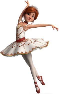 ( Ballerina) animated film is about Félicie, an orphan girl with a big dream of becoming a ballerina, who runs away from her orphanage in Brittany and go to Paris, where she finds Ballet. Ballet Poses, Dance Poses, Ballet Dancers, Ballerinas, Ballet Leap, Ballet Art, Ballerina Cartoon, Ballerina Dancing, Leap Movie