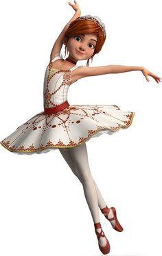 A Bailarina! Filme muito lindo!!!😍