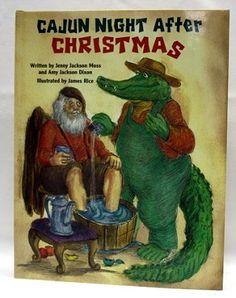 Cajun Night After Christmas Book