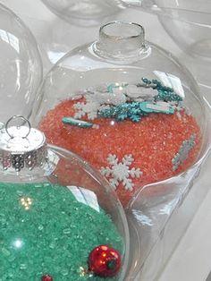 Christmas Sensory and I Spy Ornaments   Activities For Children   Seasonal, Sensory Activities   Play At Home Mom