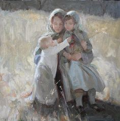 In The Meadow by Johanna Harmon