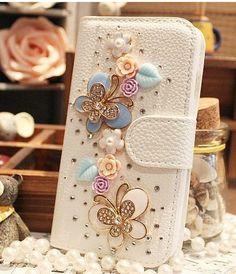 Leren iPhone hoesjes vind je bij ons! - #leather iphone 5 case luxury | iphone 5s case cute iphone 4/4s case bling - http://ledereniphonehoesjes.nl