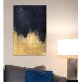 Found it at Joss & Main - Stars in the Night Canvas Print, Oliver Gal